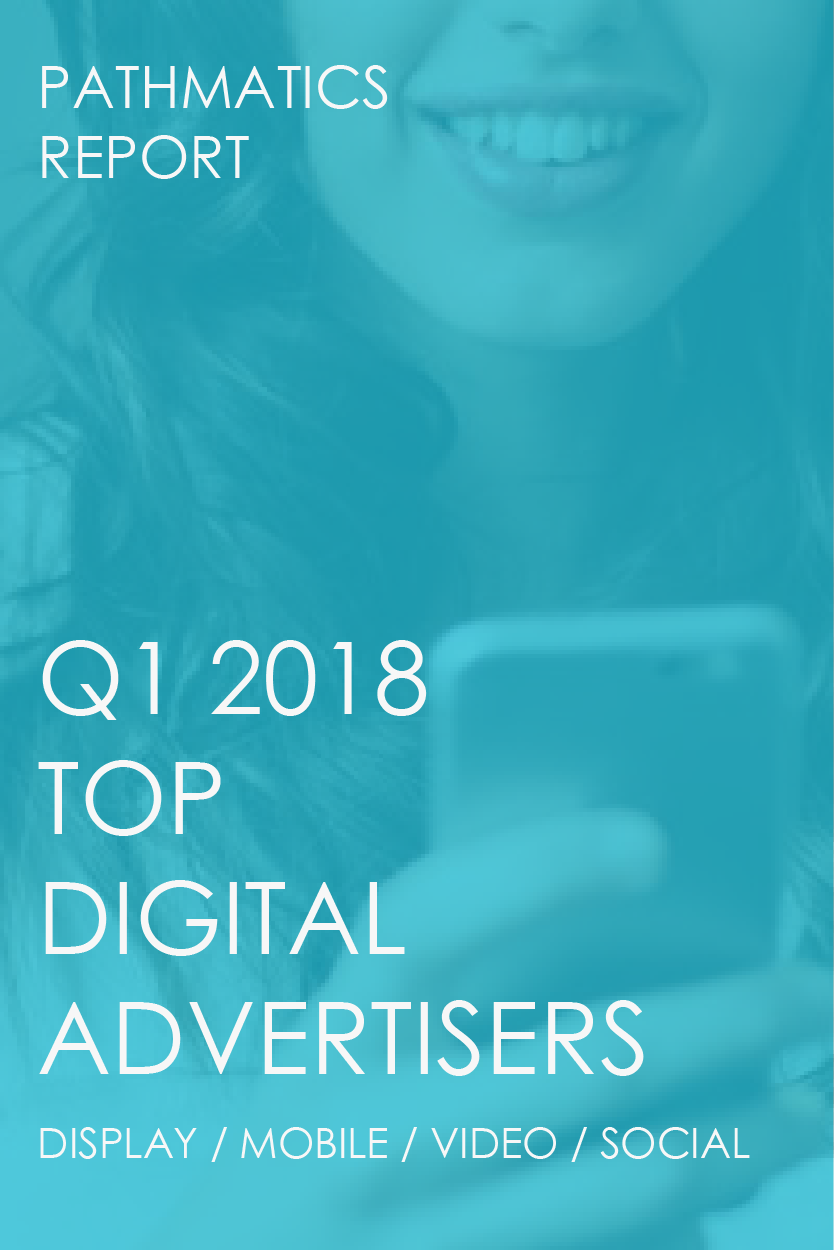 Q1 2018 top advertiser report