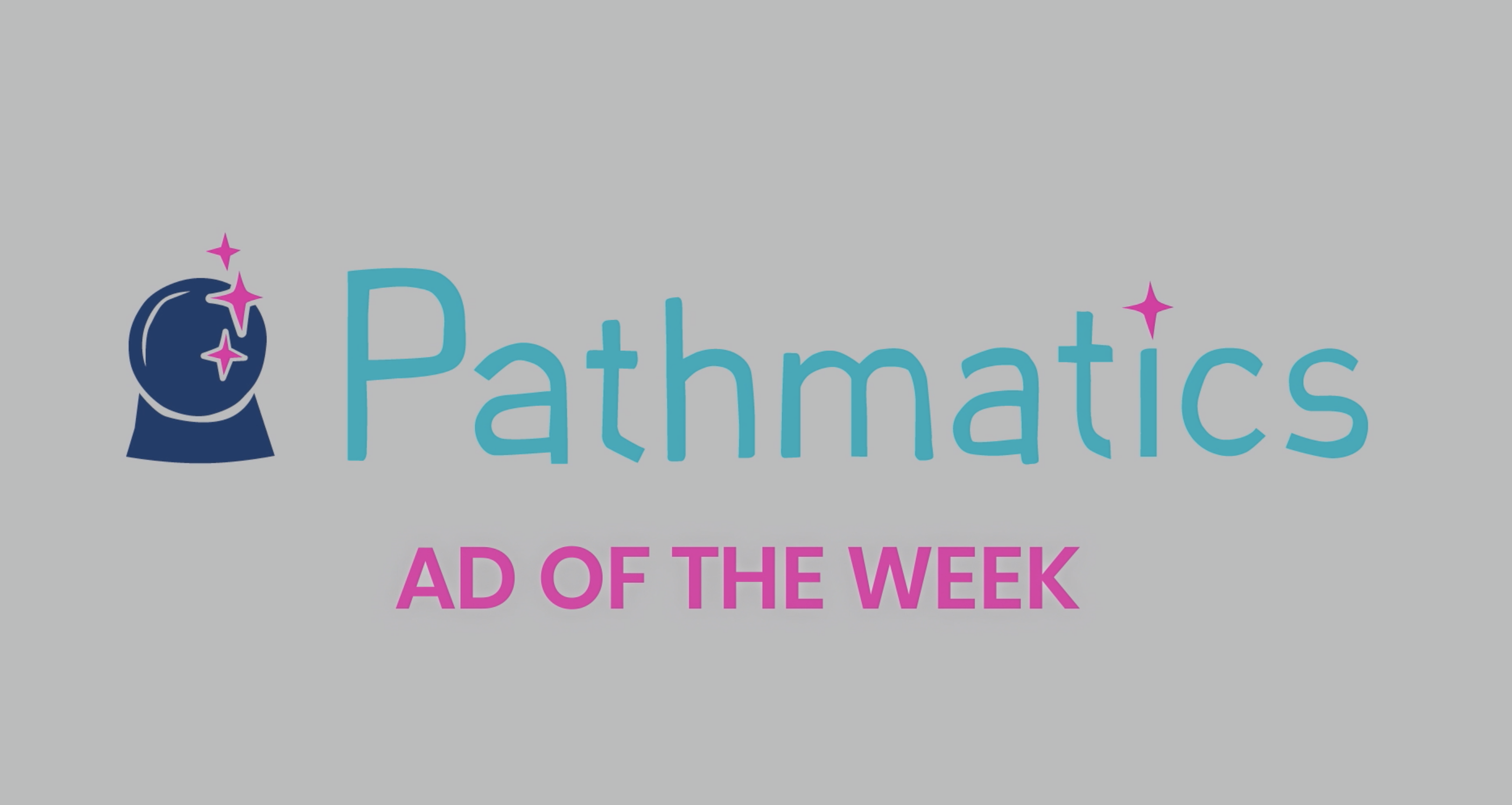 Pathmatics Ad of the Week, Episode 1 - TD Bank Group