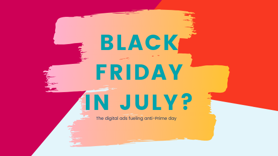 A Prime Opportunity: Target, Walmart, and others take on Amazon with Black Friday in July sales