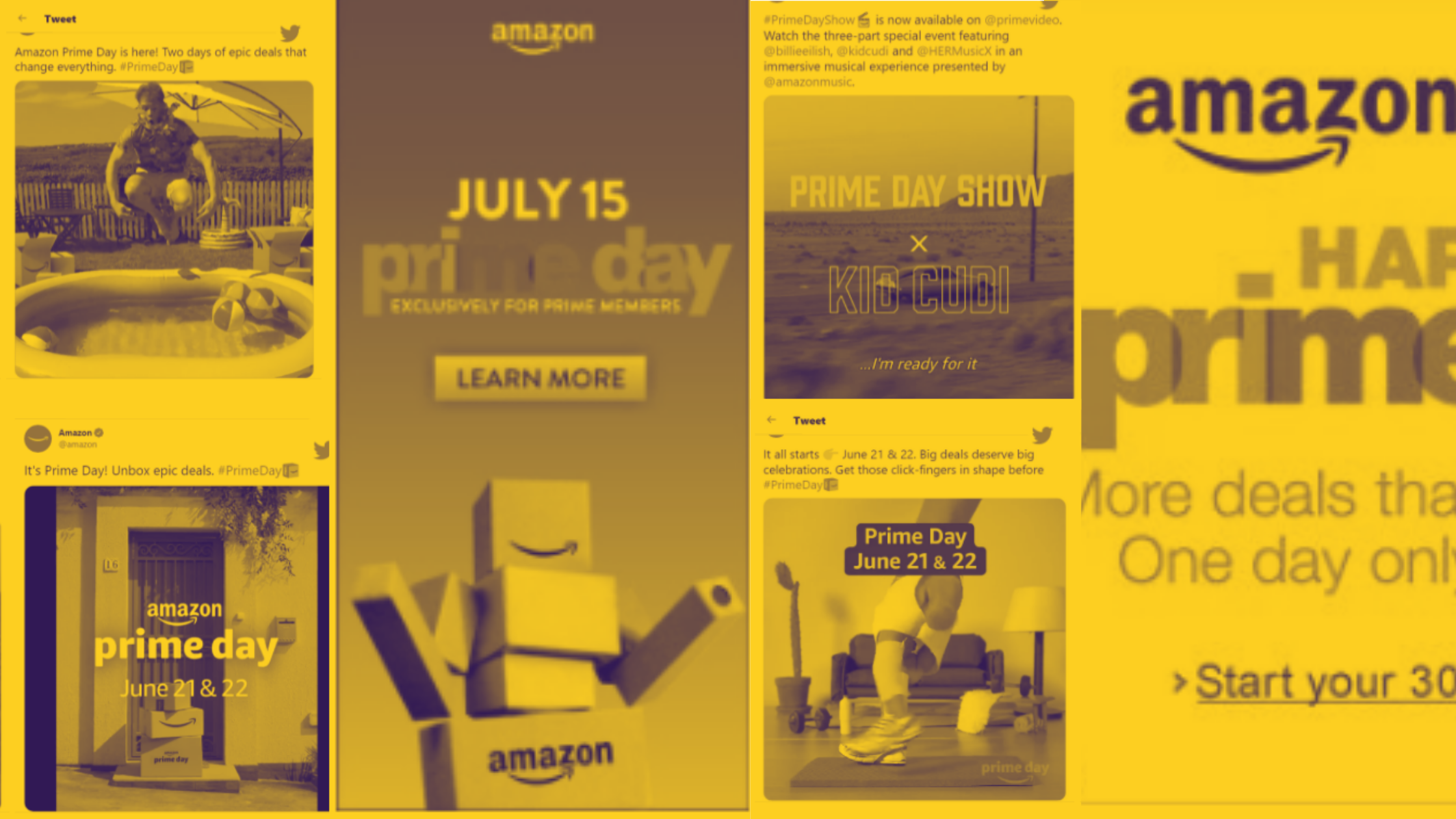 Evolution of Amazon Prime: Digitally Advertising an Online Shopping Holiday