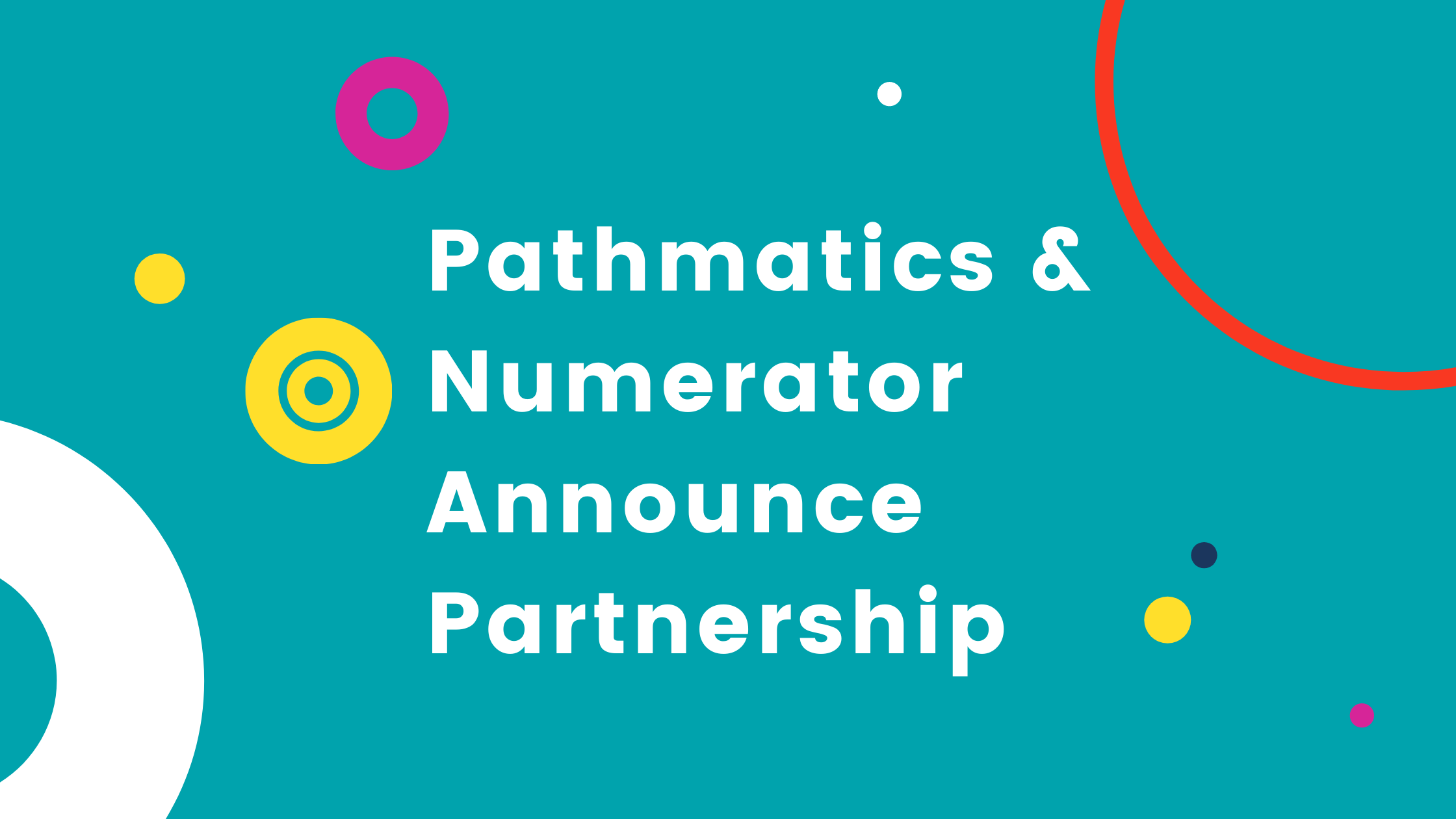 Pathmatics & Numerator Announce New Partnership