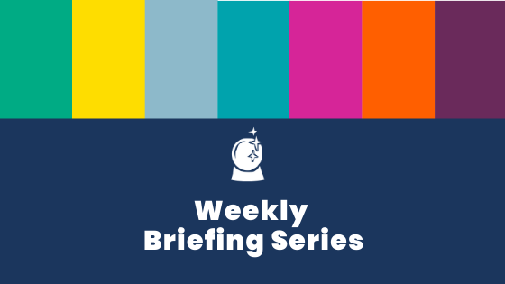 Financial Services Advertising: Weekly Briefing Series #1
