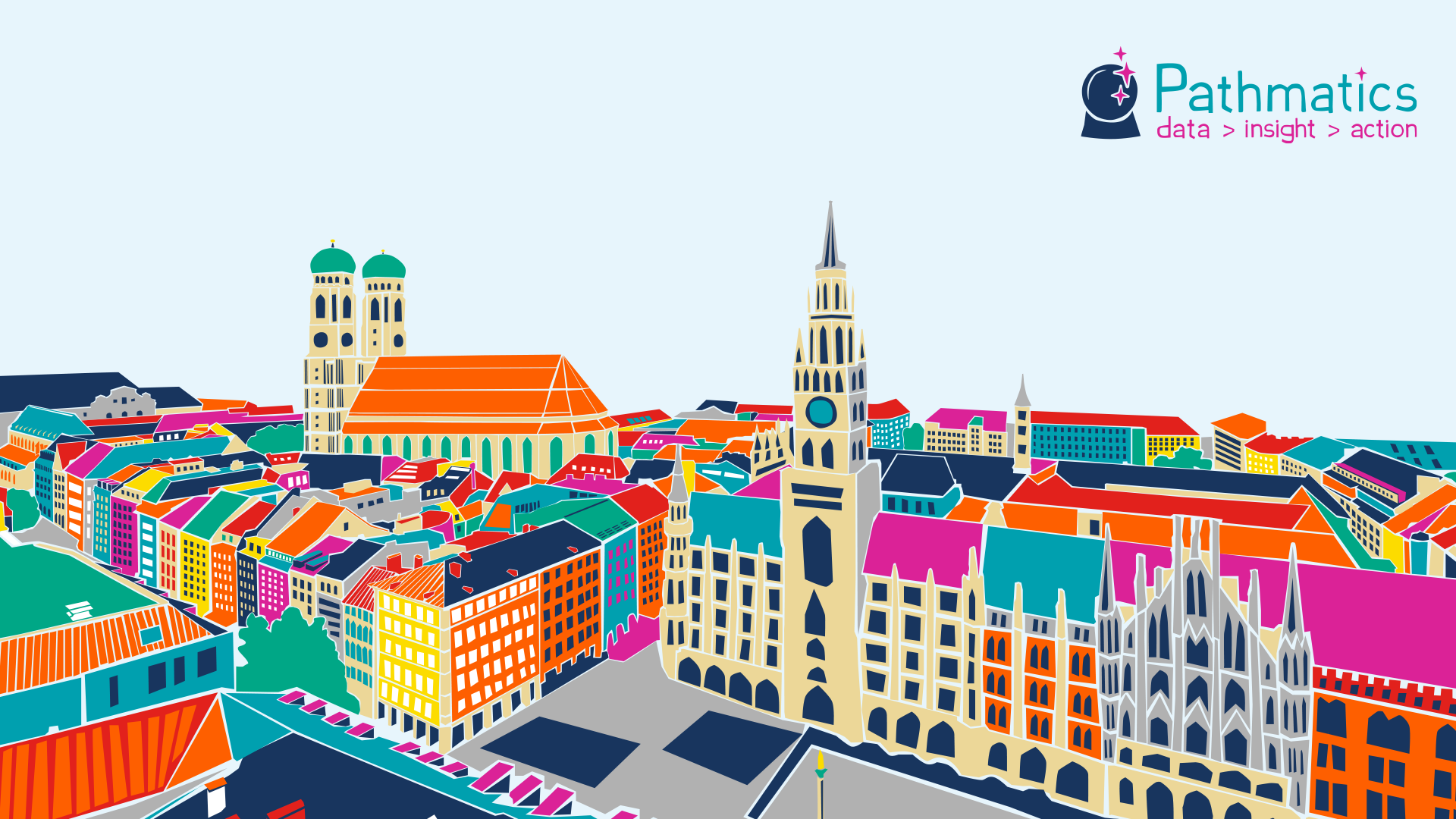 Pathmatics Zoom Backgrounds Bring Your Favorite City to You