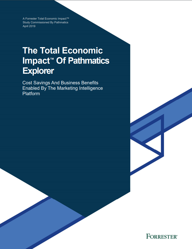 Pathmatics Releases Total Economic Impact Study, Finds 372% ROI for Pathmatics Explorer