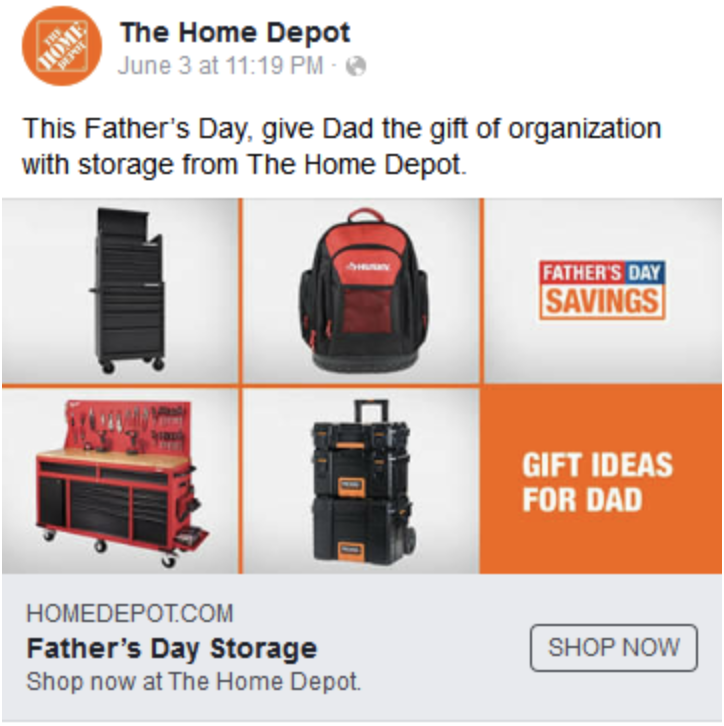 Digital Advertisers Have Dads and Grads Covered