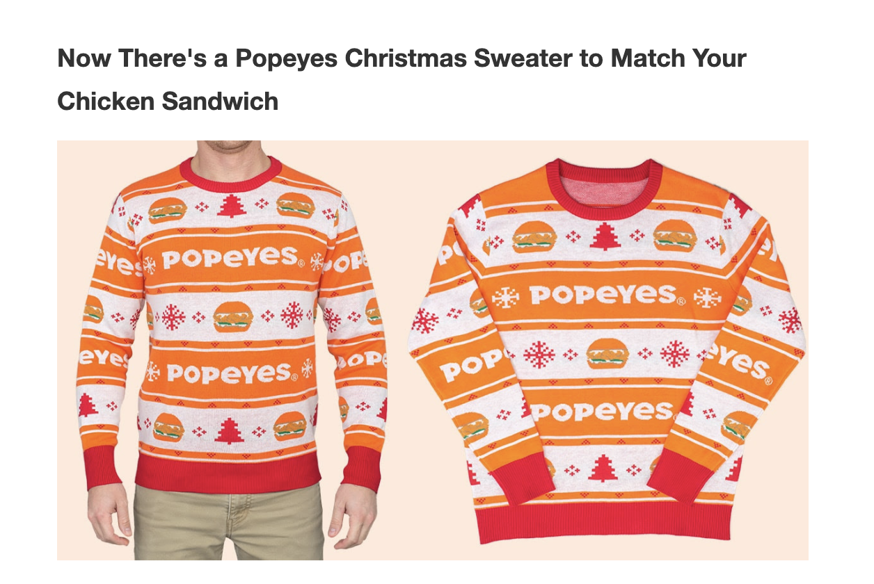 Feeling Spicy: How Popeyes served up digital ad dollars to promote new chicken sandwich