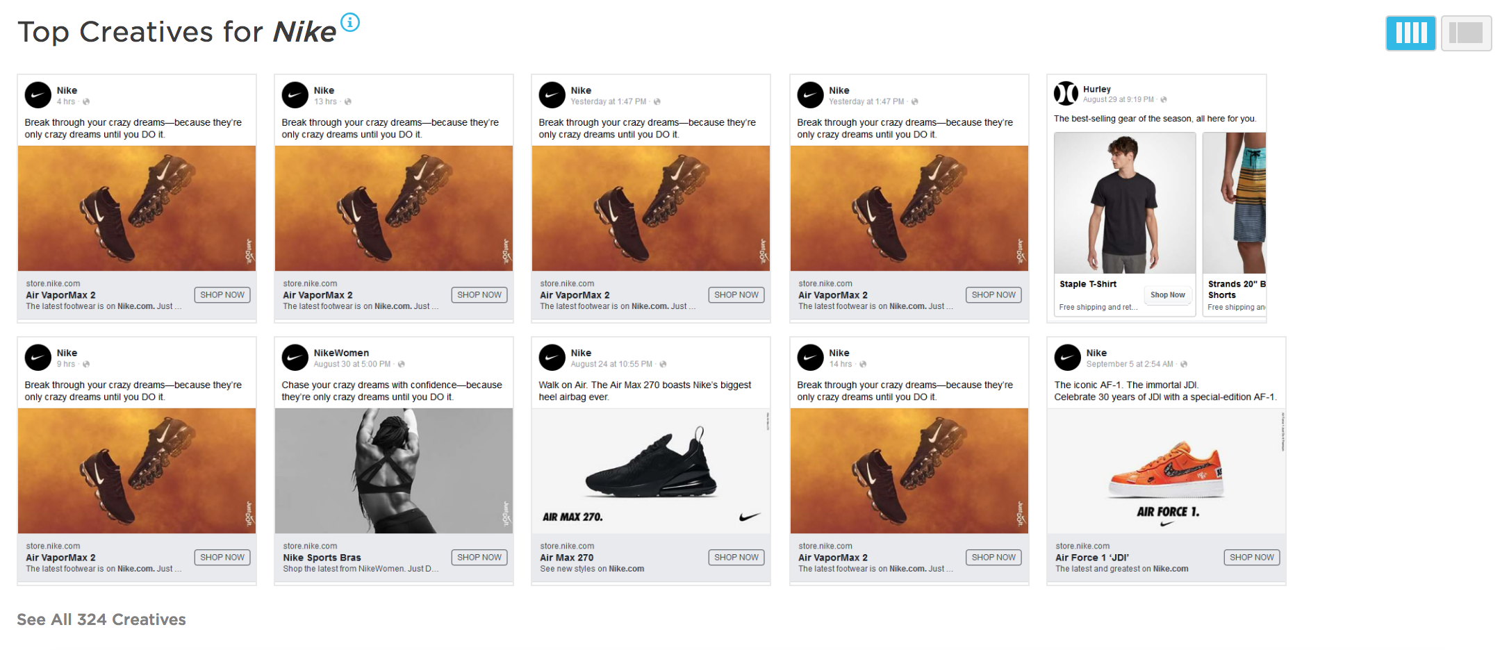 Keeping Up With Nike's Digital Strategy